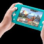 Nintendo Switch Lite: más portátil y más barata